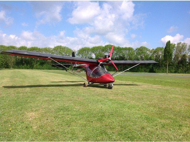 BOMBARDIER airplane Ultra-light