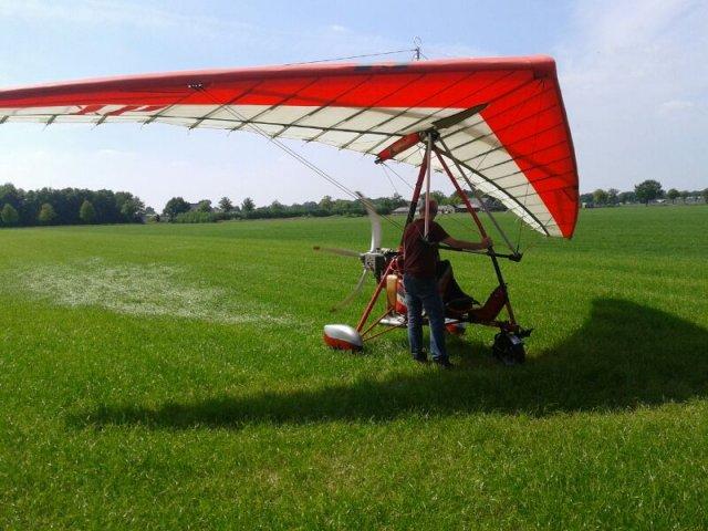 Vliegtuig Stalling te Huur