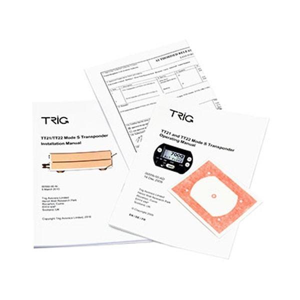 Verkoopt Trig TT21-transponder in S-modus